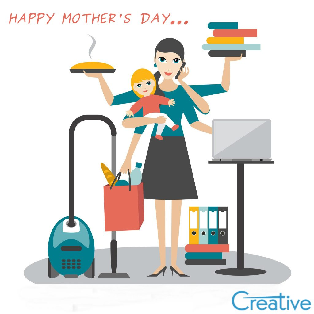 Website Development Company In Mumbai Creative Wishes All A Happy Mother S Day 2018 Digital