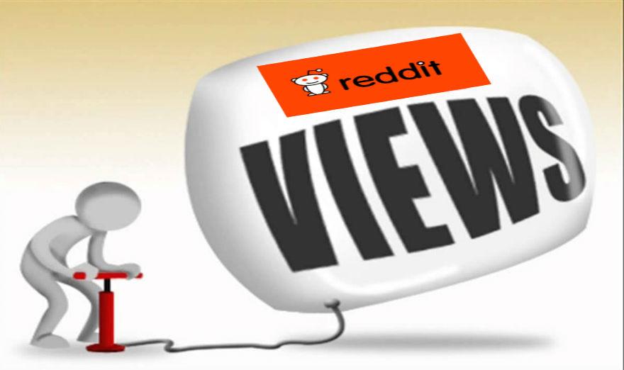 Reddit a popular social bookmarking site